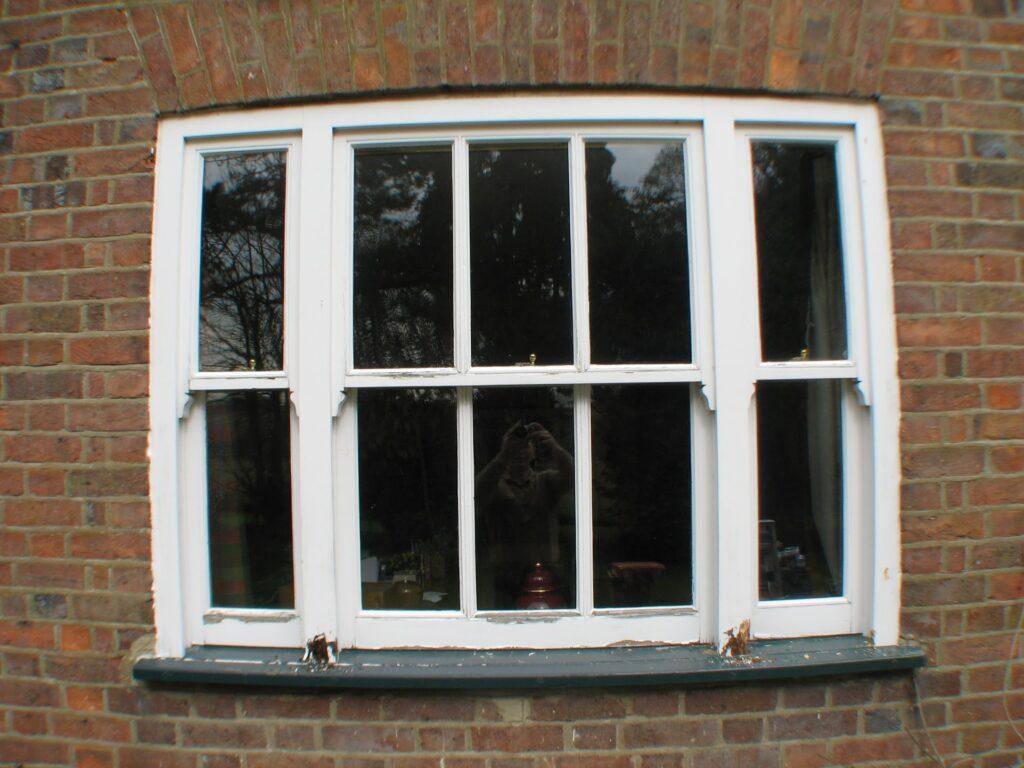 Before windows restoration