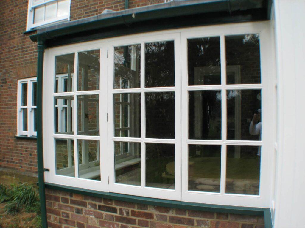 wooden windows restoration